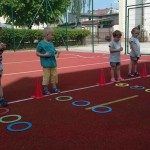 majowy trening mlodzikow
