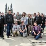 Zwiedzali Poznan